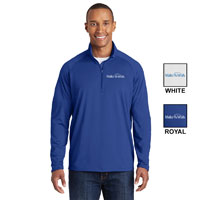 MEN'S SPORT-WICK STRETCH 1/2-ZIP PULLOVER